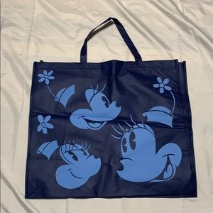 Disney Mickey and Minnie Mouse tote bag 18 x 20 in